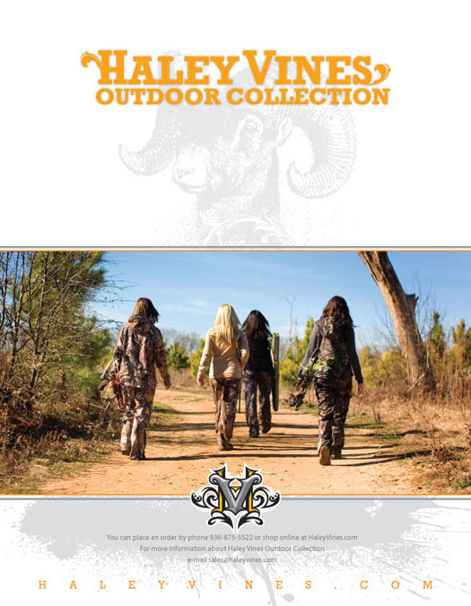 Haley Vines Outdoor Collection 2011 Buyers Catalog
